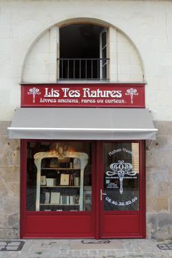 Librairie Lis Tes Ratures