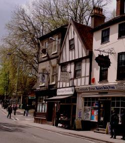 Tombland Bookshop