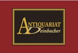 Antiquariat Deinbacher