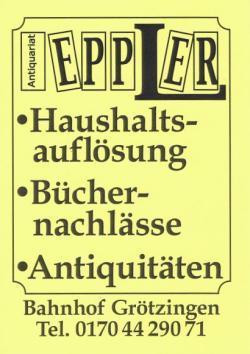 ANTIQUARIAT H. EPPLER
