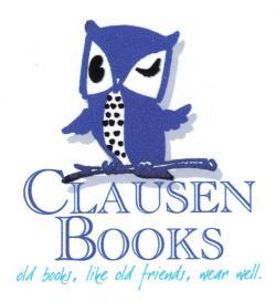 Clausen Books, RMABA