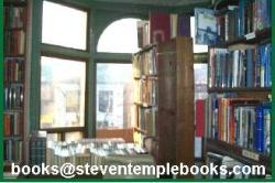 Steven Temple Books, ABAC / ILAB / IOBA