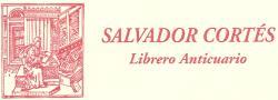 Salvador Cortés, Librero Anticuario