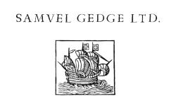 SAMUEL GEDGE LTD