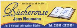 Bücheroase Jens Neumann
