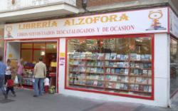 ALZOFORA LIBROS