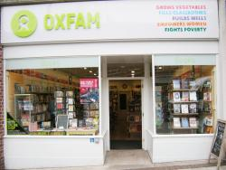 Oxfam Books Exeter - F3203