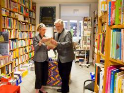 La Librería, Iberoamerikan. Buchhandlung