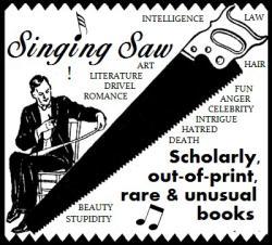 Singing Saw Books