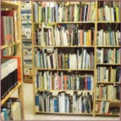 Bücher con sum im Buchdorf