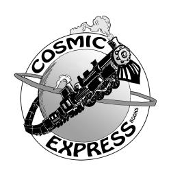 Cosmic Express Books