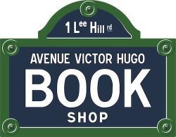 Avenue Victor Hugo Bookshop