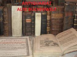 Alte Bücherwelt