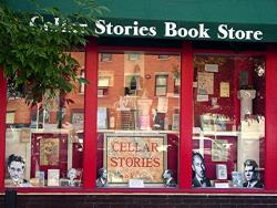 Cellar Stories Bookstore