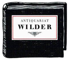 Antiquariat Wilder - Preise inkl. MwSt.