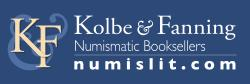 Kolbe and Fanning Numismatic Booksellers