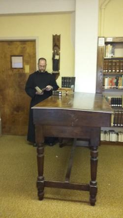Monks' Library of St. Bede