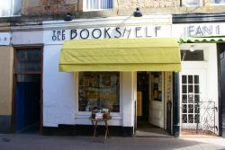 The Old Bookshelf