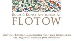 Buch- und Kunst-Antiquariat Flotow GmbH