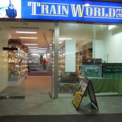 Train World Pty Ltd