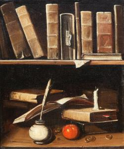 la Libreria dei Passi Perduti