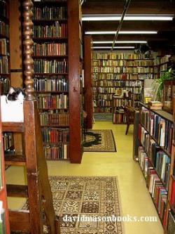 David Mason Books (ABAC)