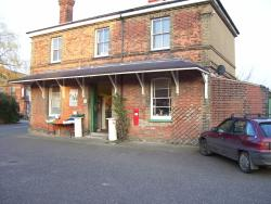 The Old Station Pottery and Bookshop